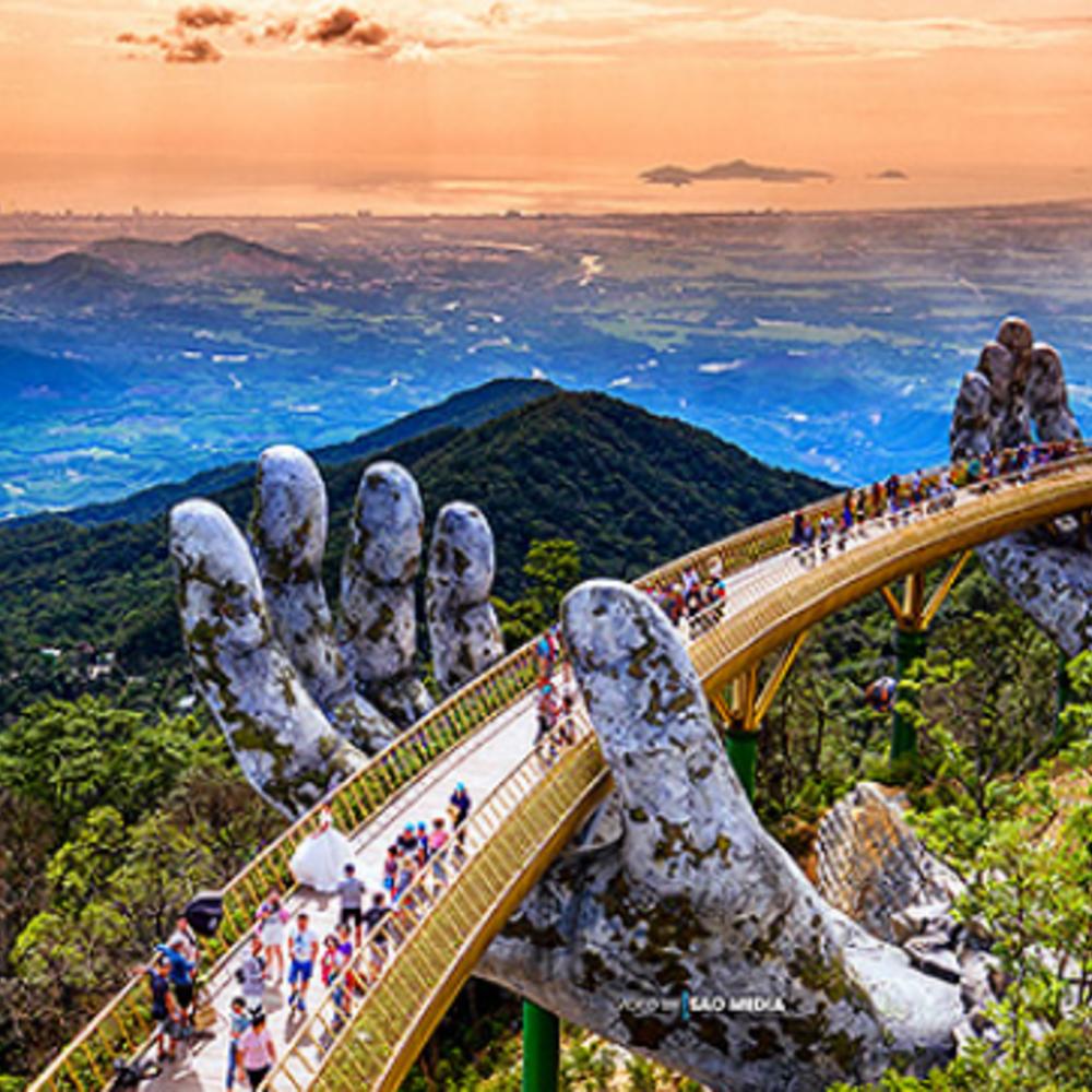 [부산出] [부산出]다낭/호이안/후에 5일▶준특급호텔+바나산국립공원+마사지1시간