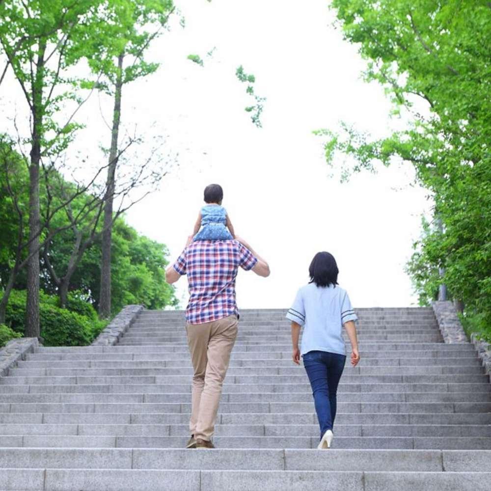 [서울] 가족나들이 반려견 가족 만삭 모녀 자매 형제 스냅 사진