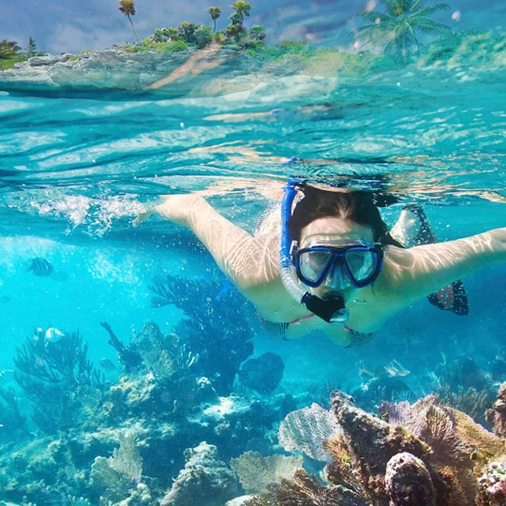 [파타야] [파타야] 산호섬 완전정복투어 + 스쿠버다이빙+ 썬셋시푸드디너