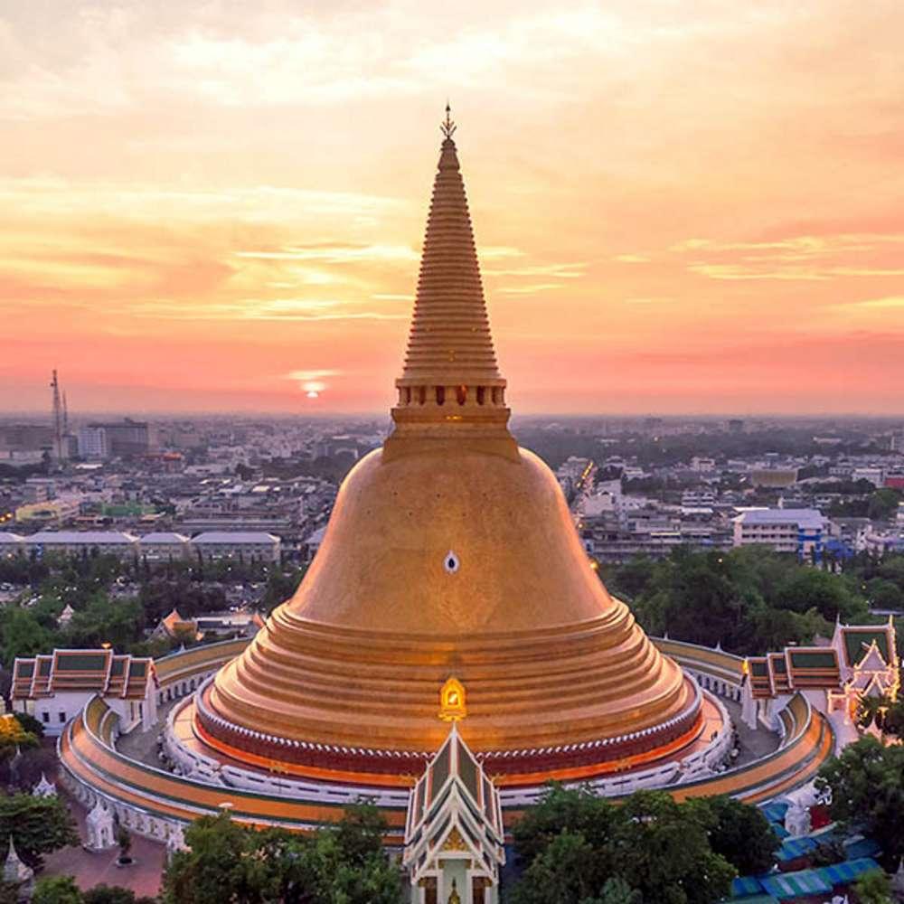 [방콕] 끼리끼리 나콘파톰 프라이빗투어 예약 TIP