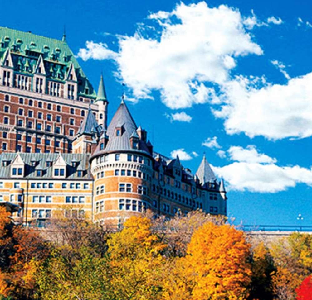 [캐나다]  [자유일정] 퀘벡|몬트리올|토론토|나이아가라 9일 금까기 (도시간 기차티켓)