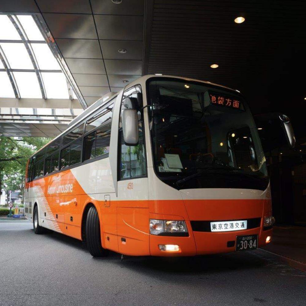 [도쿄] 일본 나리타/하네다 공항 - 도쿄/요코하마 리무진 버스 티켓 (무료 WiFi)