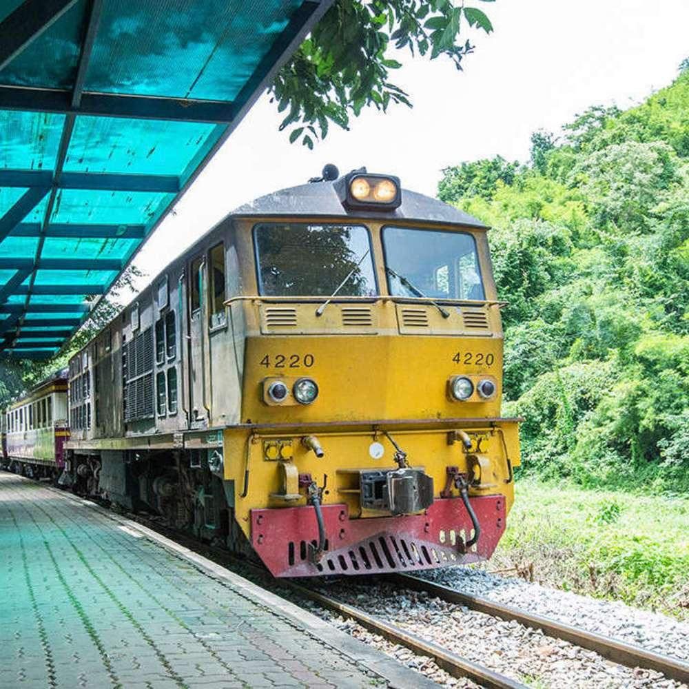 [방콕] 태국 방콕 칸차나부리 인스타그램 일일 투어 - 죽음의 철도 & 콰이강 다리