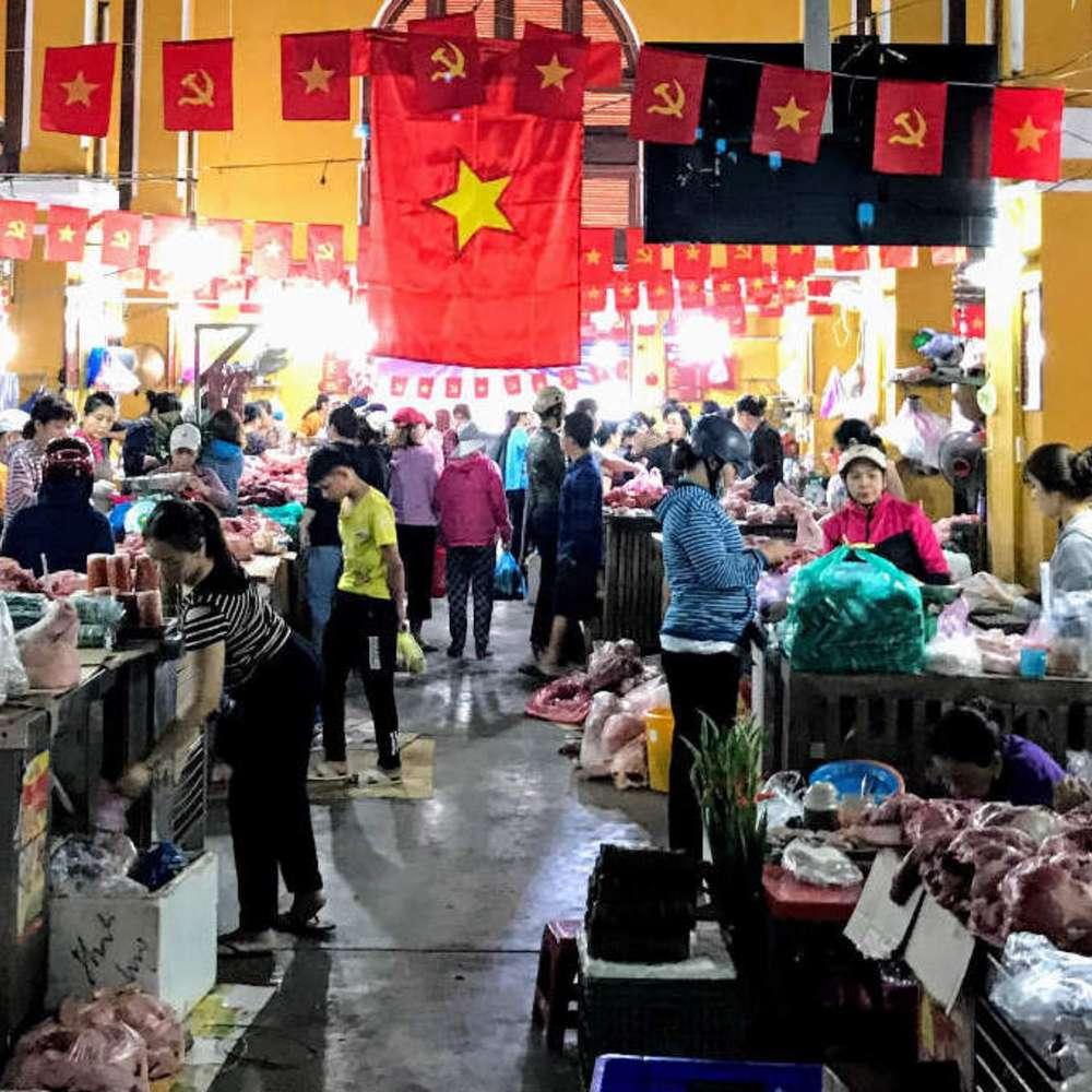 [다낭] 베트남 다낭 호이안 도시 투어 + 코코넛 숲 바구니 보트 탑승 (다낭 출발)