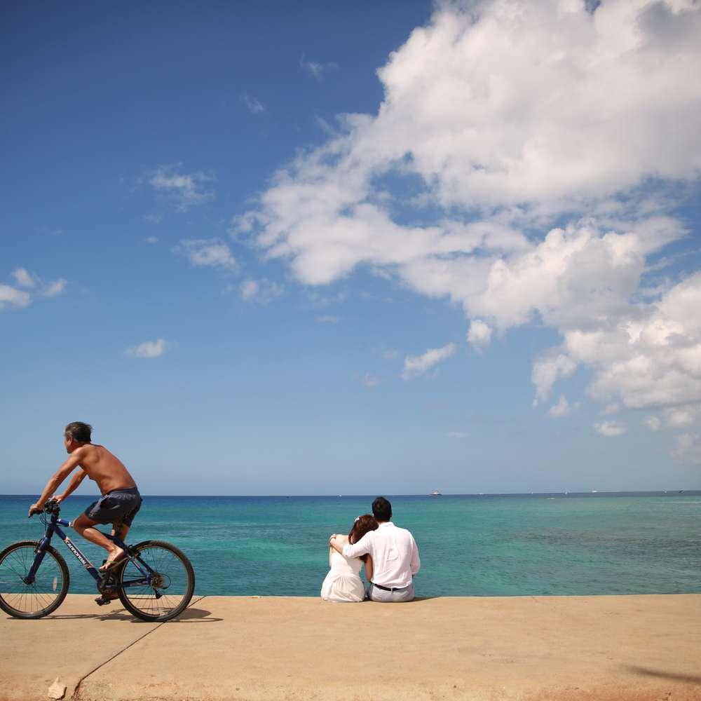 [하와이,와이키키] 하와이 와이키키 스냅촬영 1시간 이용권