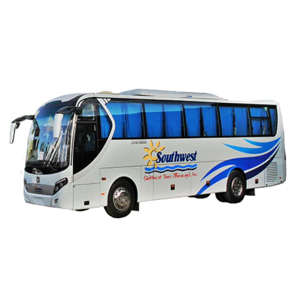 [보라카이] [사우스웨스트] 버스(밴) 픽업샌딩(왕복) - 칼리보 공항 버스