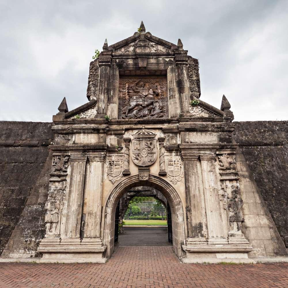 [마닐라] [데이투어][단독] 마닐라 시티투어(인트라무로스,산티아고 요새,성어거스틴성당,카사마닐라)
