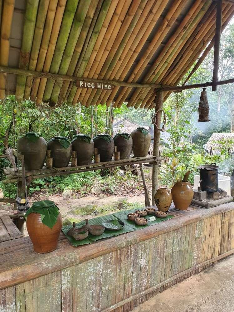 [코타키나발루] [코타키나발루] 온 가족이 함께하는 민속 체험! 마리마리 컬쳐 빌리지 투어!