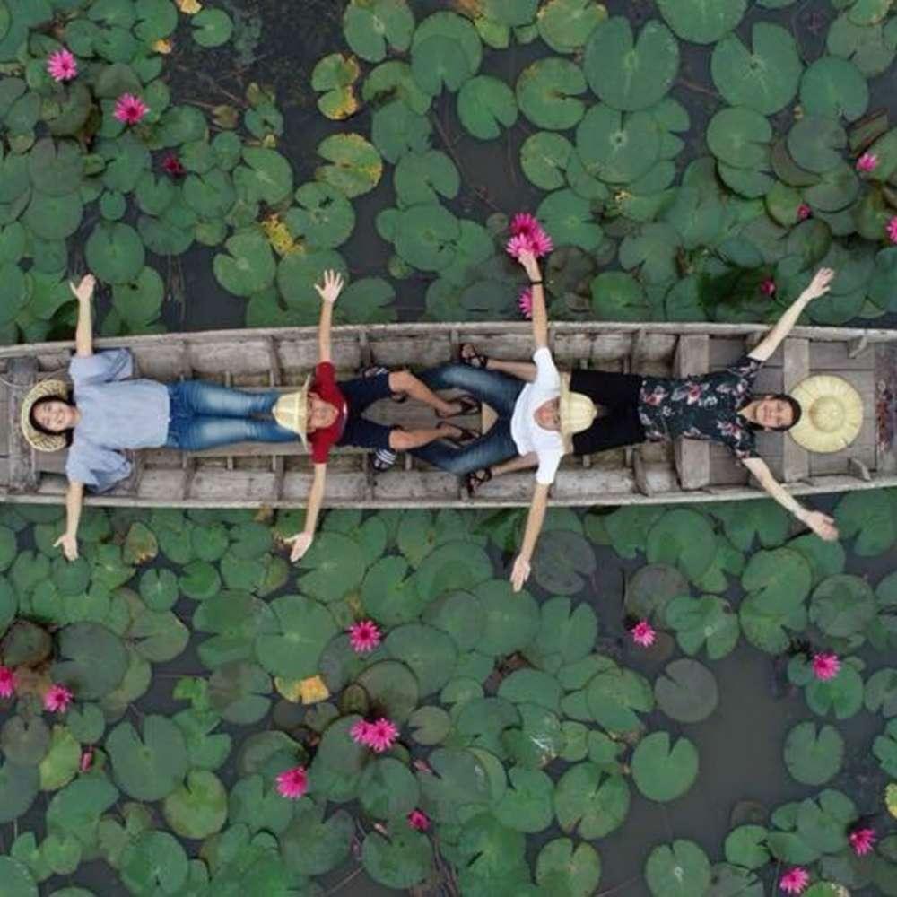 [방콕] 연꽃정원 원데이 프리 투어