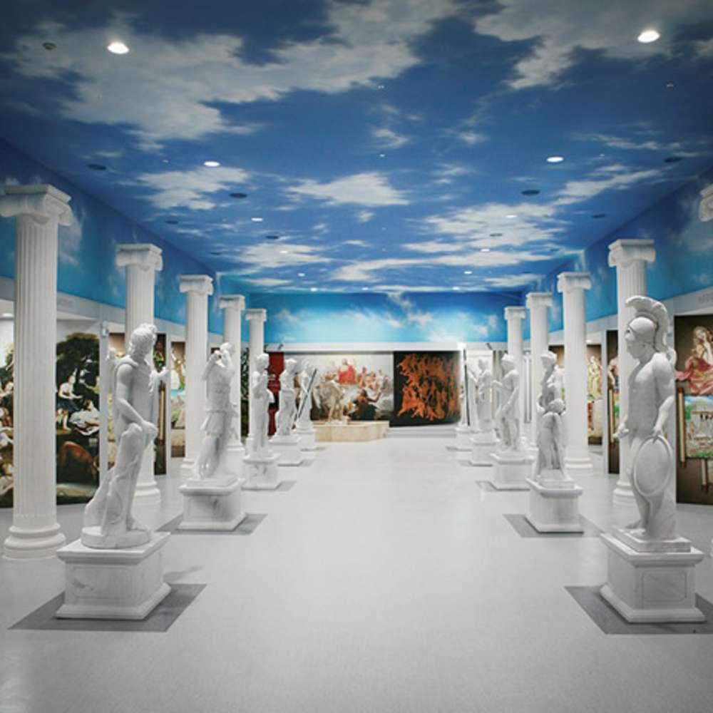 [제주] 그리스신화박물관+레포츠랜드 카트체험