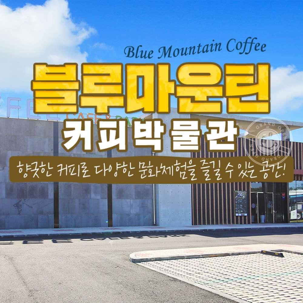 [제주] 블루마운틴 커피박물관