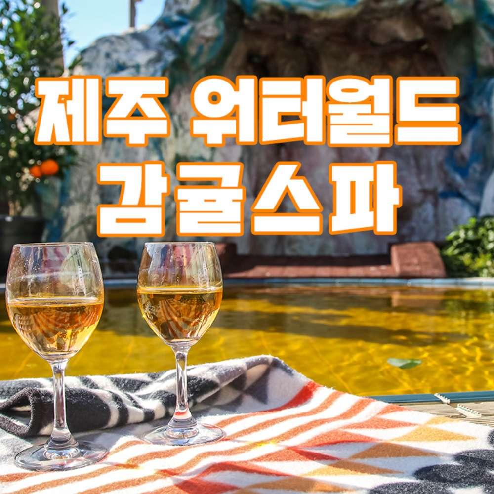 [제주] 제주워터월드 (사우나/찜질방/감귤스파)