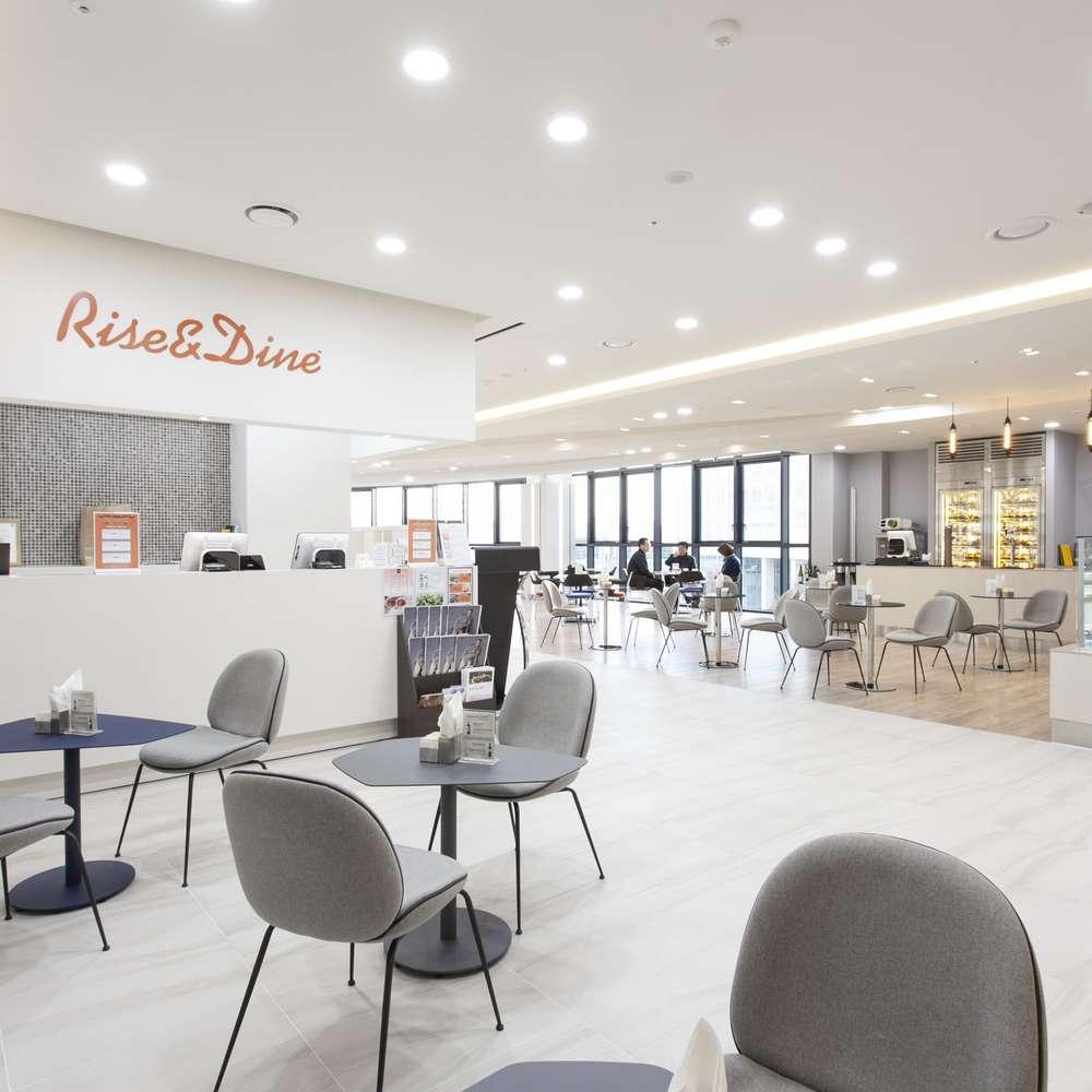 [인천 중구] [Rise&Dine] 하워드존슨&데이즈호텔앤스위트 바이 윈덤 인천공항 조식뷔페