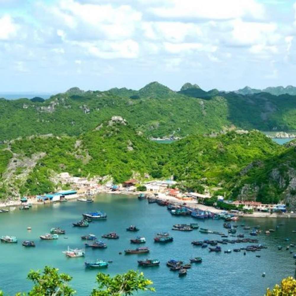 [베트남] 하이퐁 깟바섬 1박 2일 투어