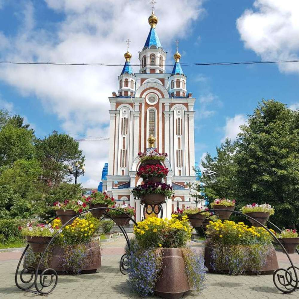 [러시아] HELLO!하바 하바롭스크 시티투어