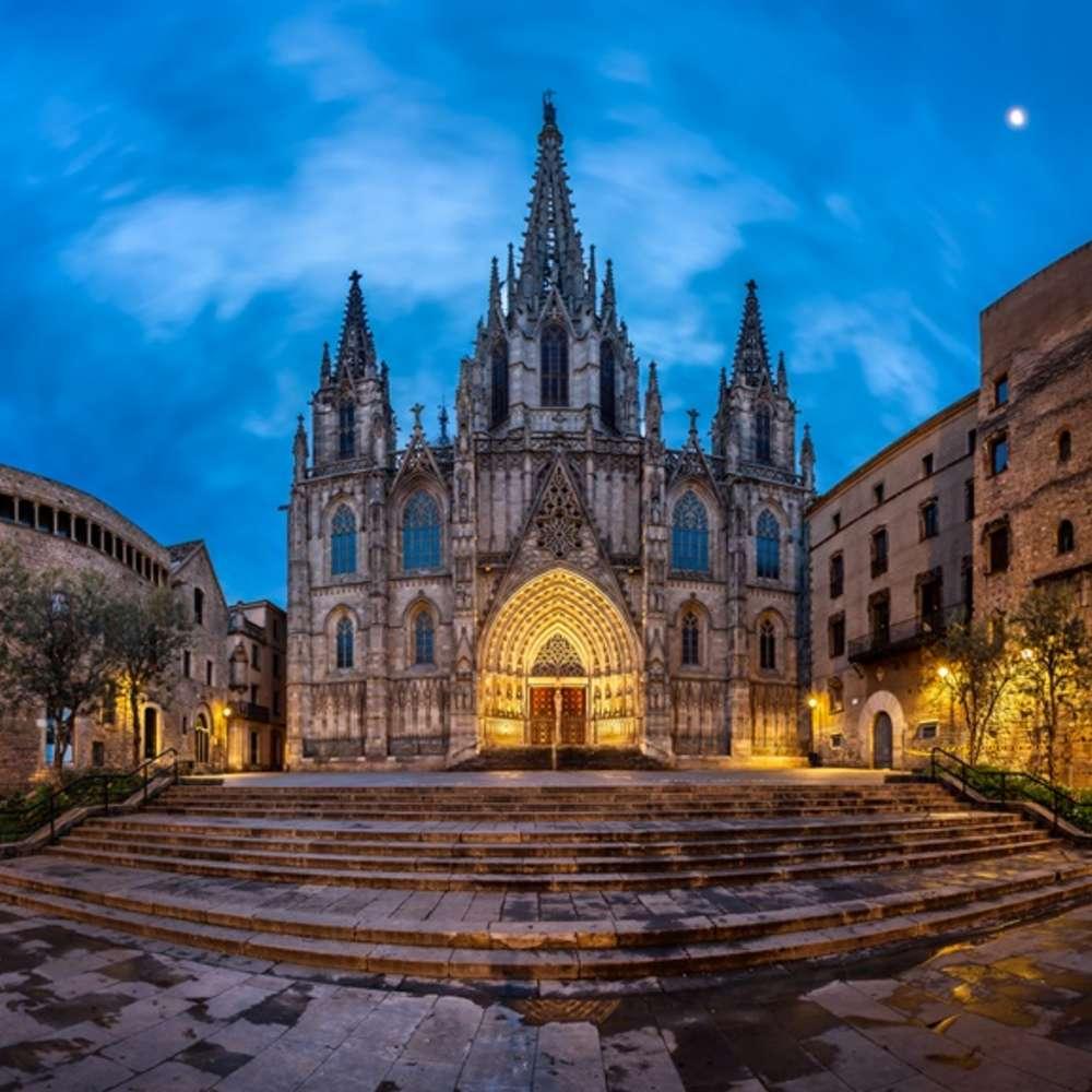 [스페인] 바르셀로나 야경 투어, 감동의 세계 고딕지구로 모십니다.