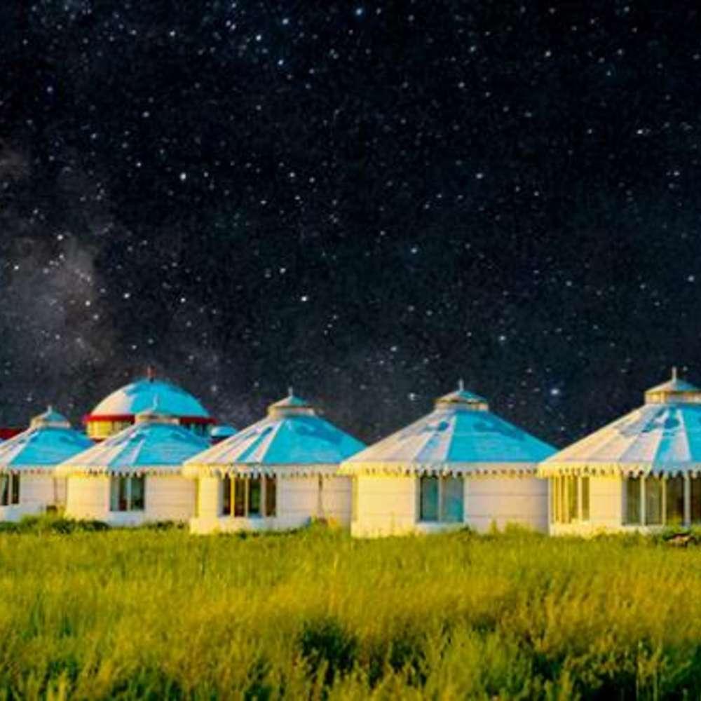 [몽골] 별 볼일 있는 몽골 (울란바타르+테를지 3박5일)