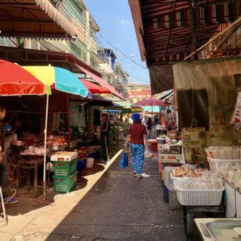 [방콕] 왓 사켓 + 올드타운 툭툭 드라이브[한국어 가이드 투어]