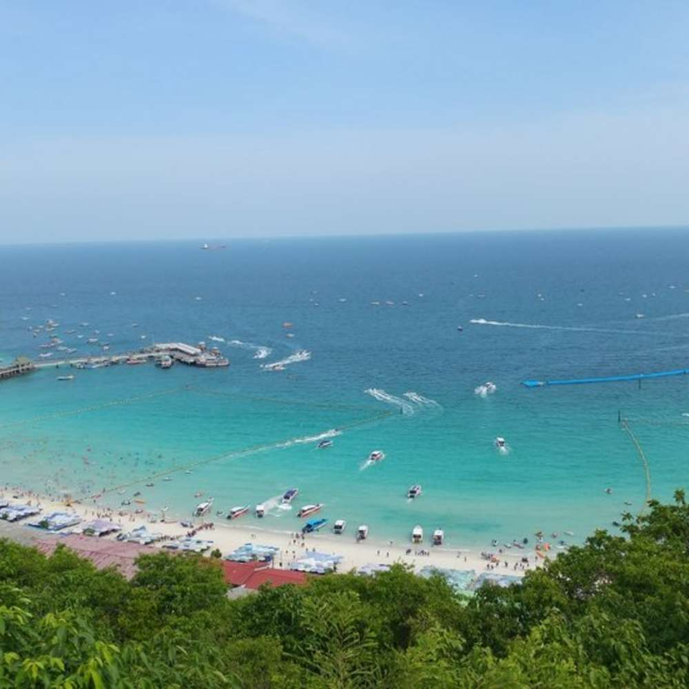 [태국, 파타야] [투어] 산호섬 어드벤처 (해양 스포츠 3종 포함) (태국/파타야)
