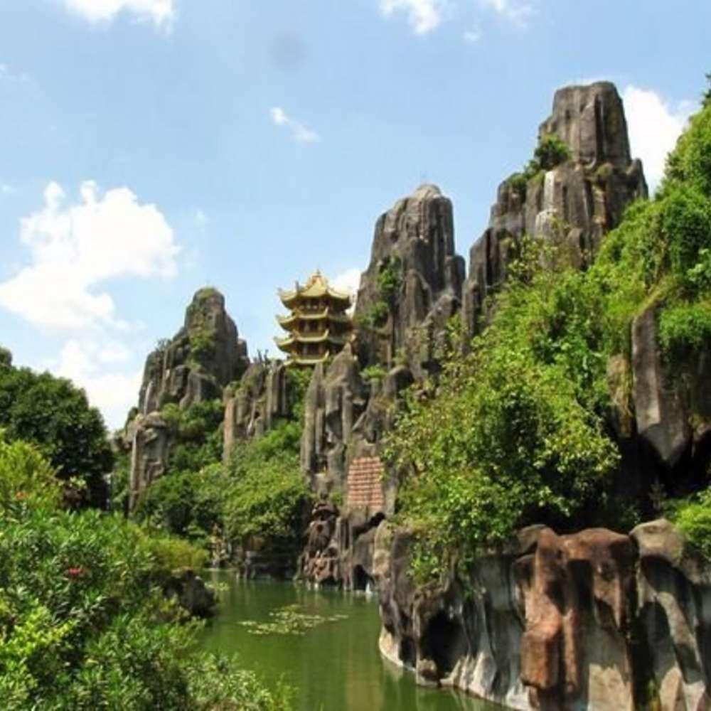 [베트남, 다낭] [투어] (한국인 전용) 시티투어+마사지(90분)+ 영응사+ 오행산  :: 베트남/다낭