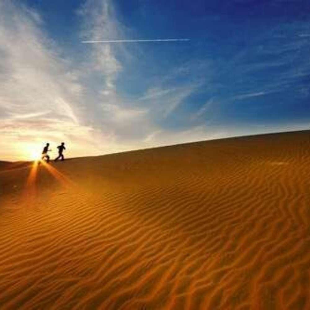 [베트남, 무이네] [단독투어] 지프 선셋 사막 투어 (베트남/무이네)
