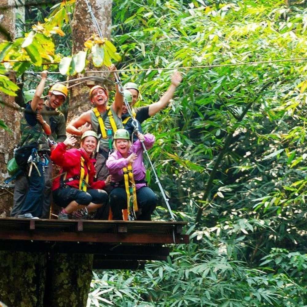 [태국, 방콕] [투어] (방콕 출발) 플라이트 오브 더 기븐+카오키여우 동물원 :: 태국/방콕