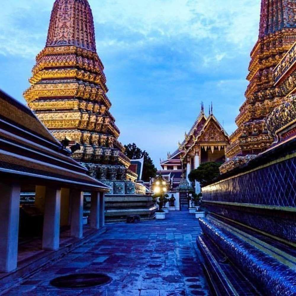 [태국, 방콕] [단독 투어] 왕궁/왓포 투어/툭툭체험 - 한국어 가이드 서비스 (태국/방콕)