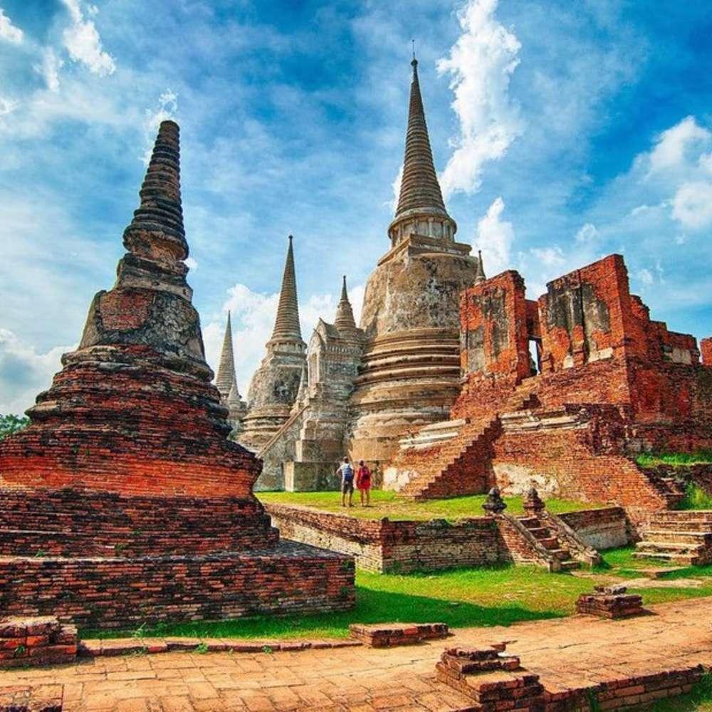 [태국, 방콕] [투어] 태국 역사 탐방 - 스타 가이드가 안내하는 세련되고 편안한 여행(단독투어)