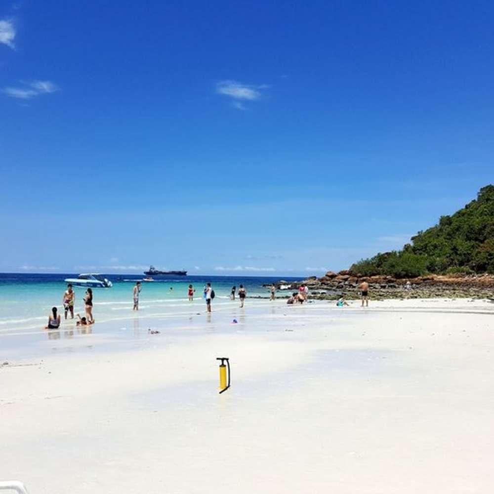 [태국, 방콕] [투어] 파타야 산호섬 어드벤처(해양 스포츠 3종 포함) (방콕출발) :: 태국/방콕