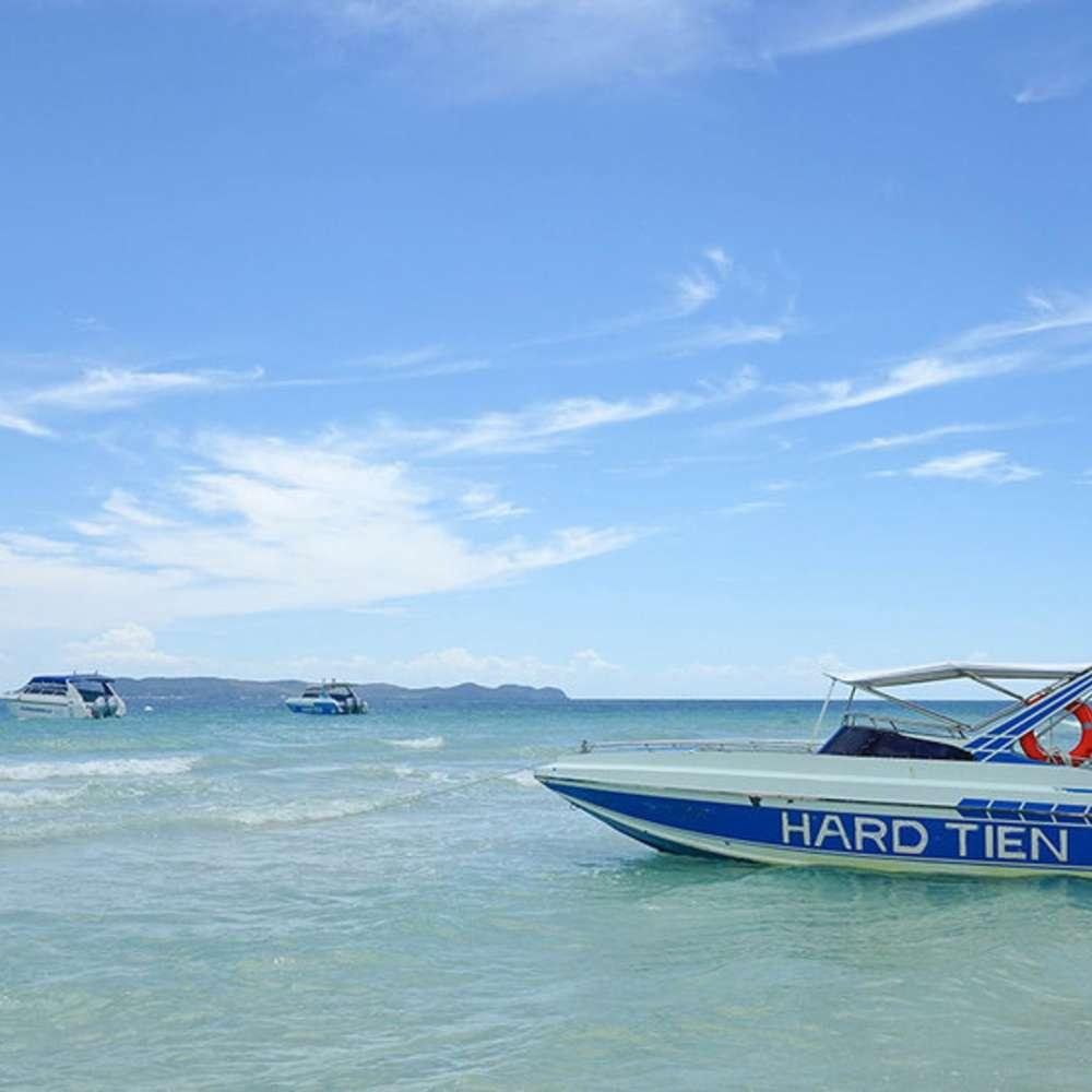 [태국, 파타야] [파타야] (한국인 직원 안내) 산호섬 반나절 호핑 투어 ::태국/파타야