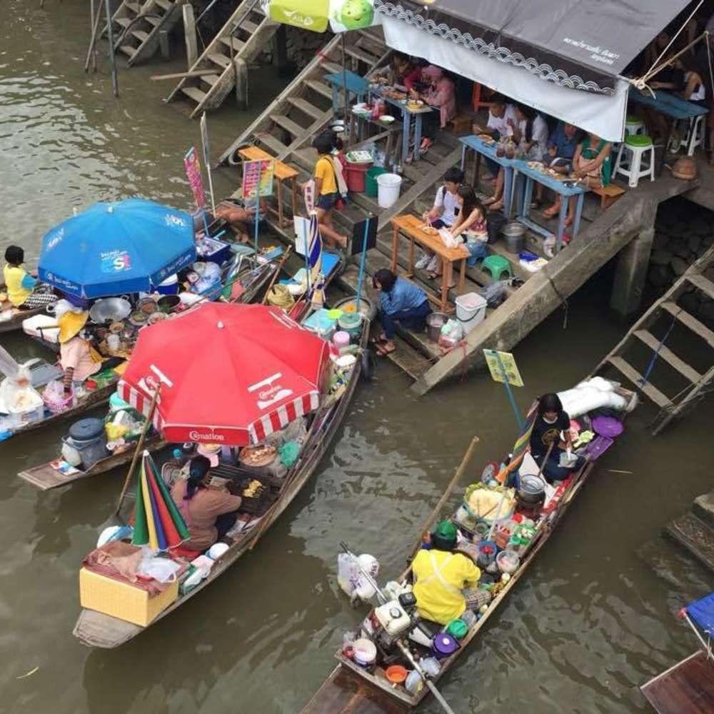 [태국, 방콕] [투어] 암파와 반딧불 단독 투어 - 스타 가이드가 안내하는 세련되고 편안한 여행