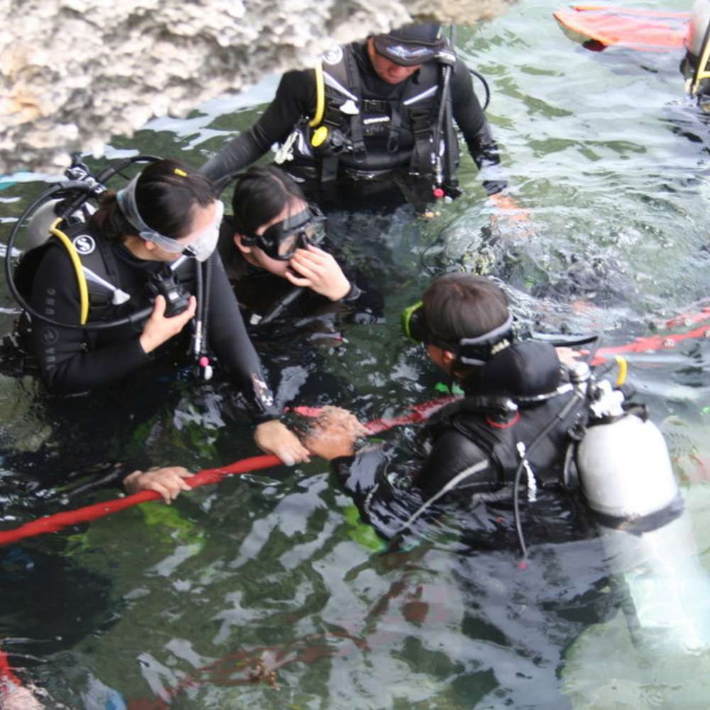 [필리핀, 세부] [투어] 스쿠버 다이빙 +해양 스포츠 ( 제트스키/바나나보트) :: 필리핀/세부
