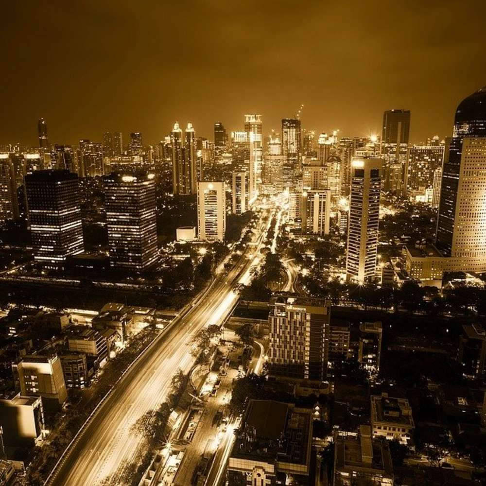 [자카르타] 현지인 기사 렌트카 소형차(12시간) :: 인도네시아/자카르타