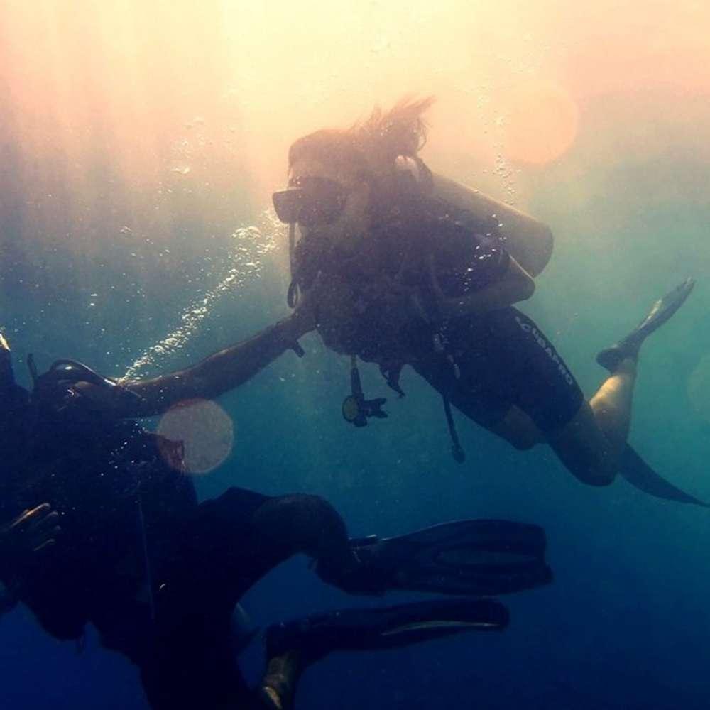 [발리] [투어] 롬복 PADI 스킨스쿠버 다이빙 오픈워터 자격증 코스(2일) (인도네시아/롬복)