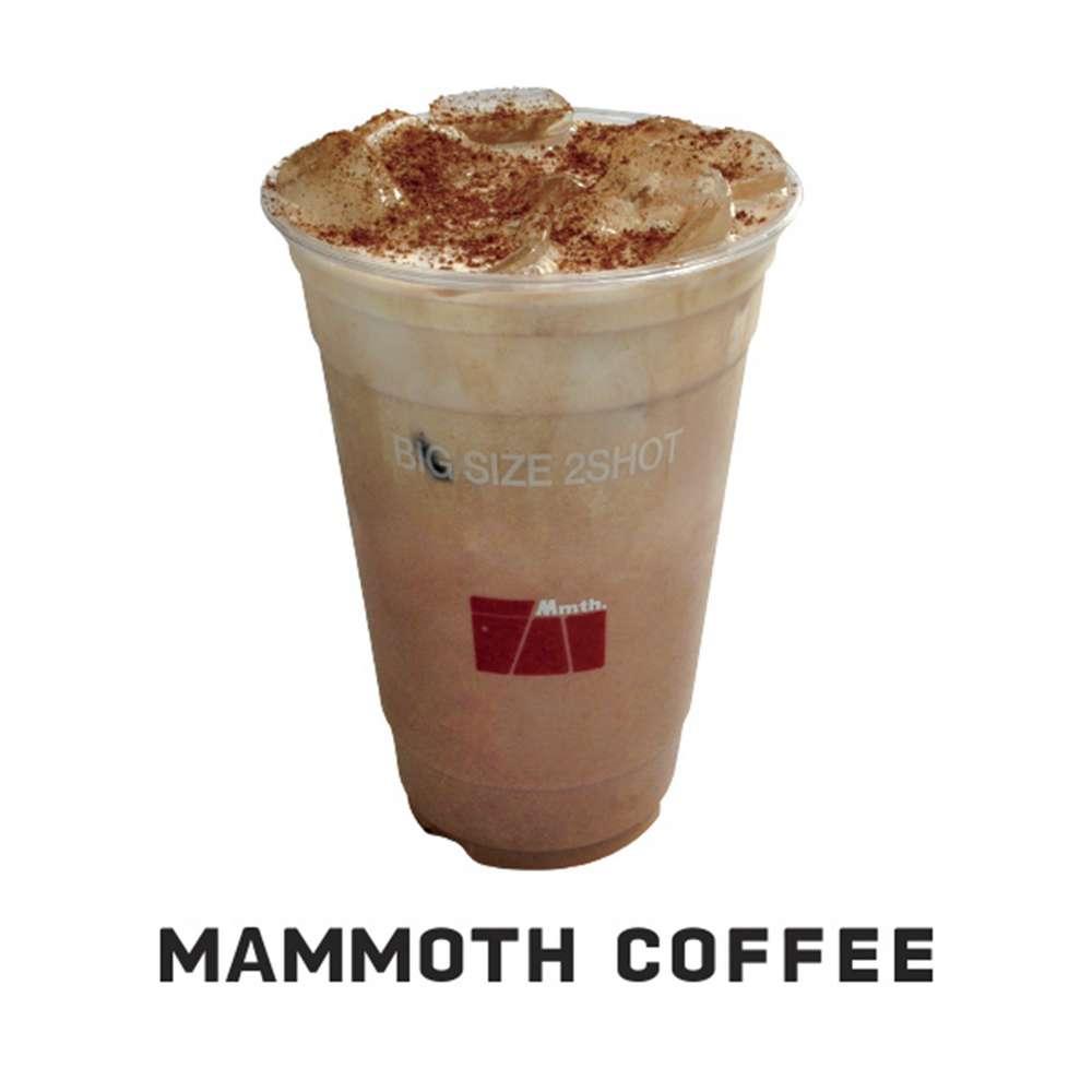[전국] [실시간발송][매머드커피랩] 초코 라떼(ICE)