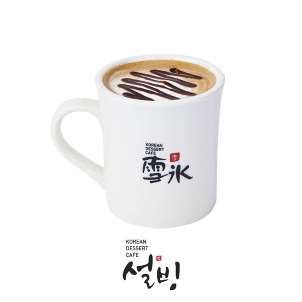 [전국] [실시간발송][설빙] 카페모카 HOT