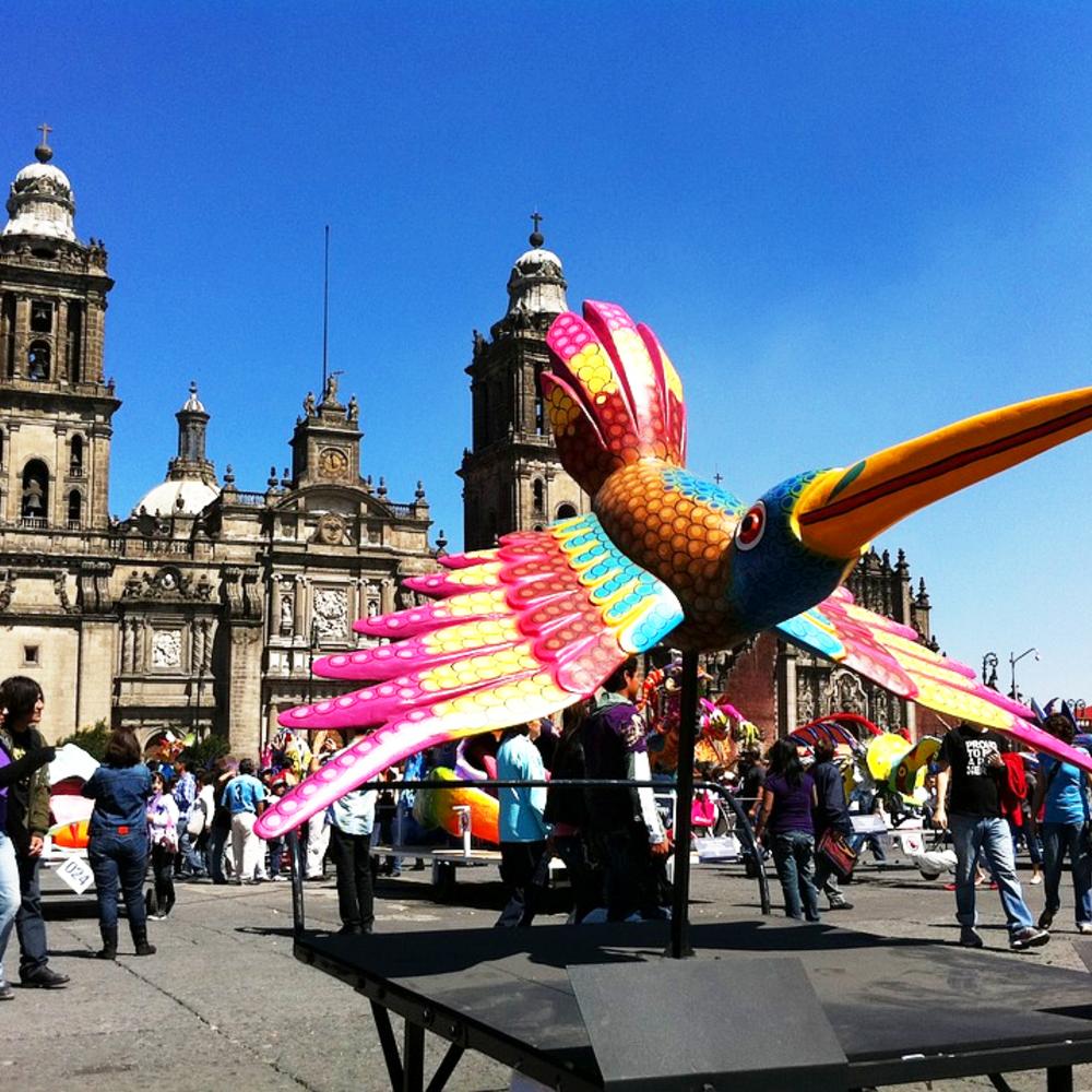 [멕시코] 멕시코시티 일일투어