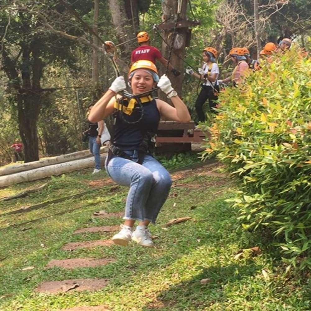 [치앙마이] 치앙마이 자유여행 피닉스 어드벤처 파크 (고공 장애물 통과 모험)