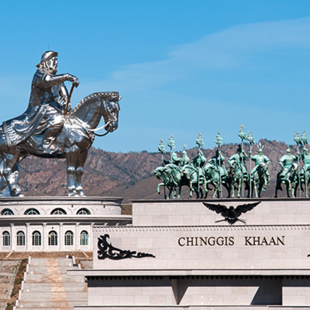 [몽골] 테를지(게르) 국립공원 1박2일 투어