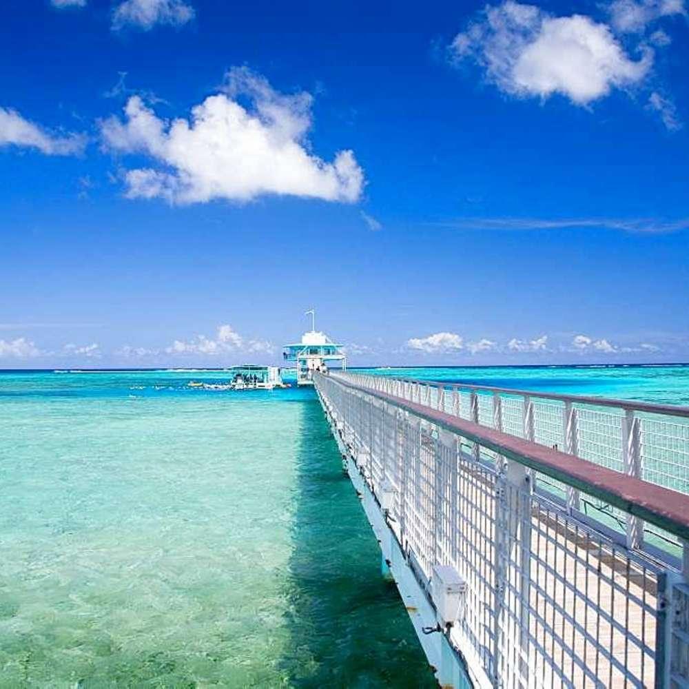 [괌] 괌 피쉬아이 해중전망대+점심(사랑의절벽)