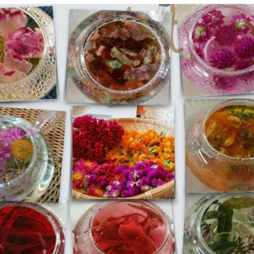 [대구] 꽃차체험 KIT, 꽃미스트체험 KIT, 꽃향수체험 KIT