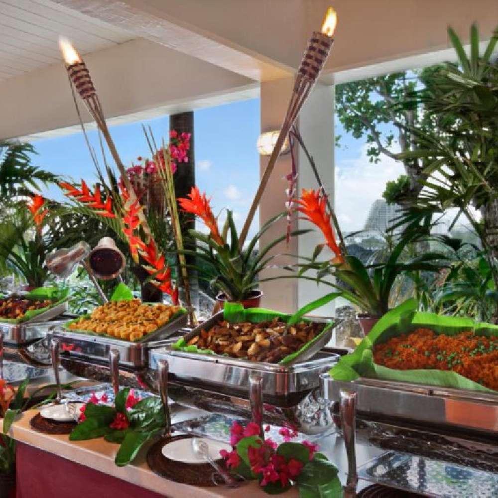 [괌] [벨트라] 힐튼 트로픽스 BBQ 디너쇼 식사권