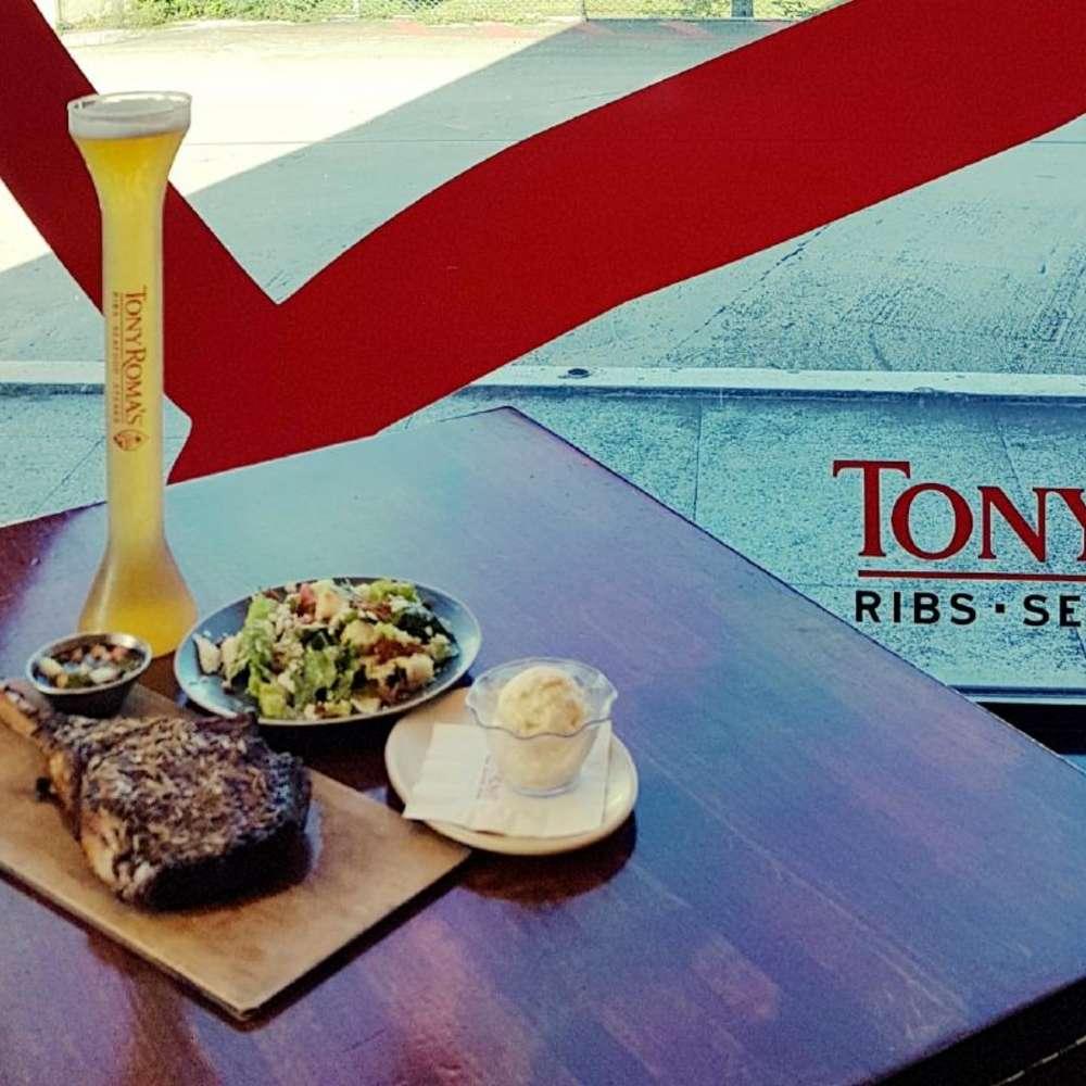 [괌] [벨트라] 토니 로마스(TONY ROMA'S) 레스토랑 디너 식사권 / 로얄 오키드