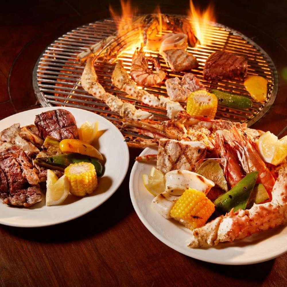 [괌] [벨트라] 아웃리거 비치사이드 BBQ 식사권