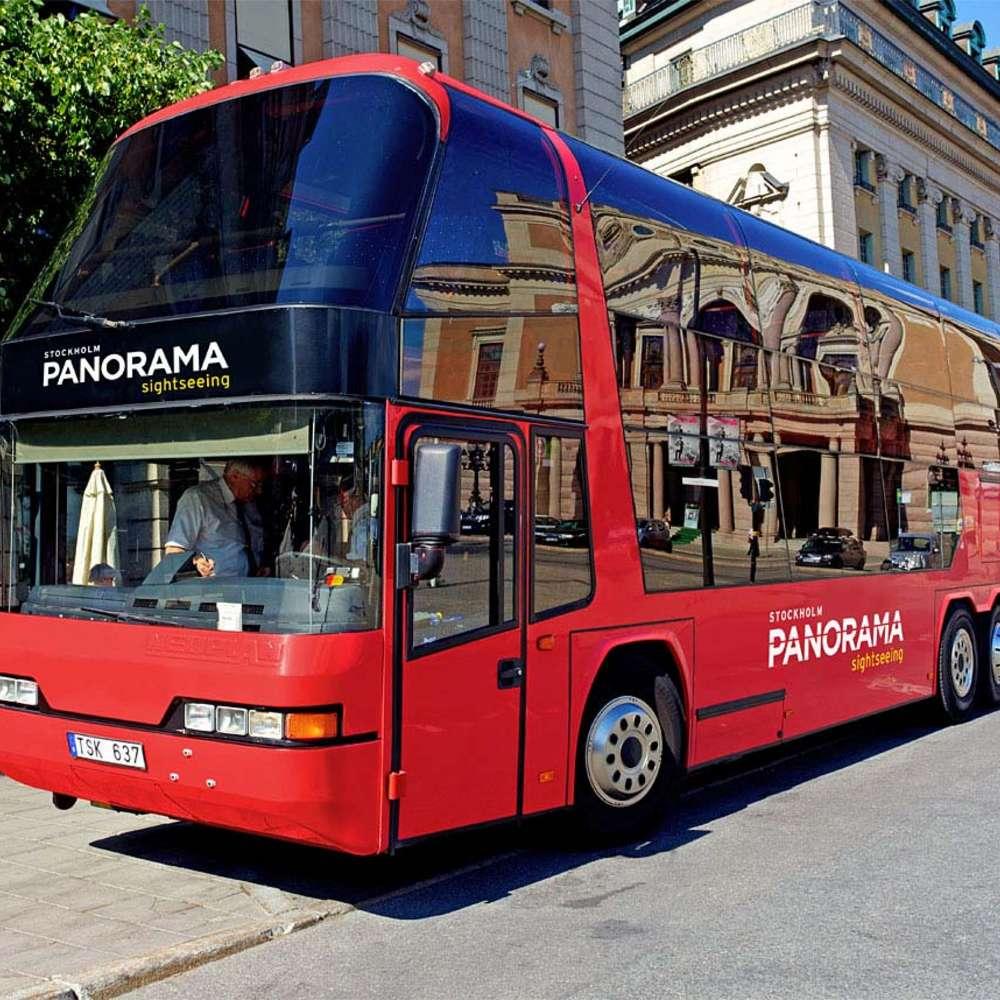 [스톡홀름] 스톡홀름 파노라마 버스 투어