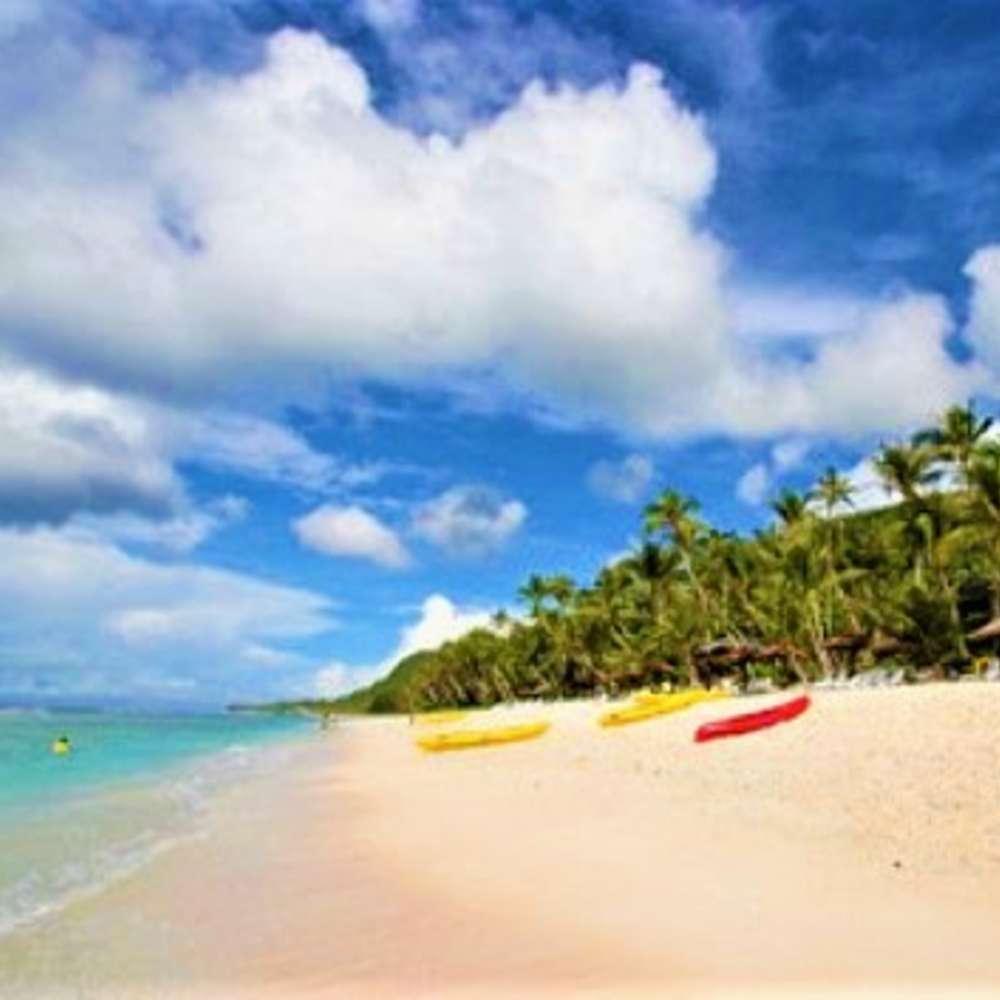 [괌] 코코팜 가든 비치 (COCO PARM)