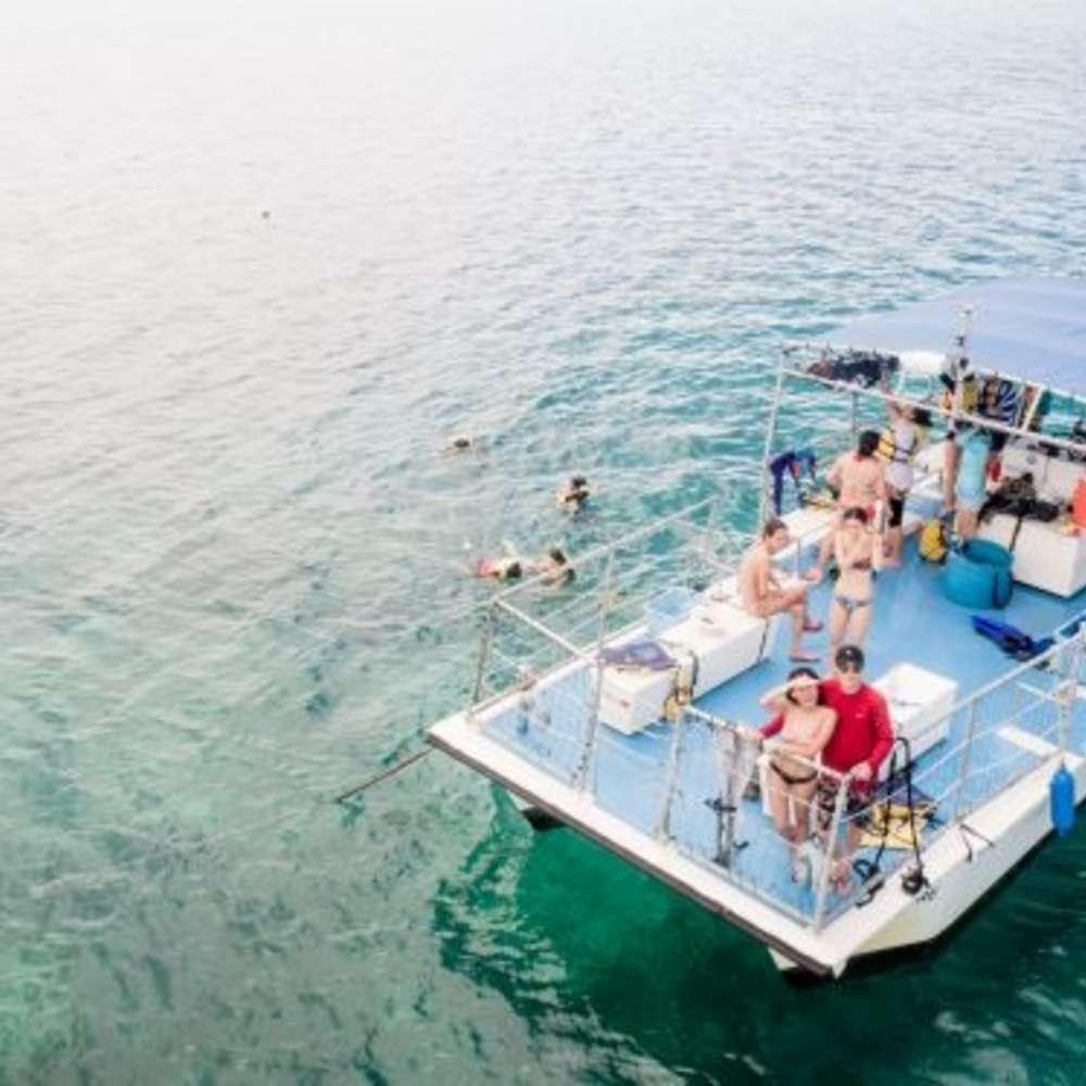 [괌] 괌 최남단 비키니 아일랜드 마린 패키지