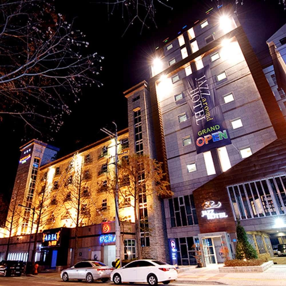[전주] 재즈어라운드 호텔