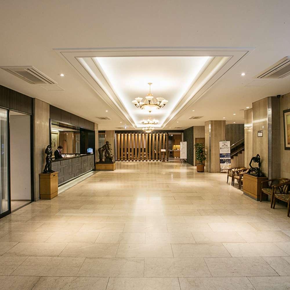 [중구남포동] 부산관광호텔