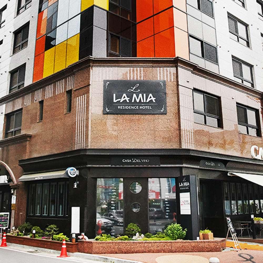 [대전/서구] 라미아 레지던스 호텔